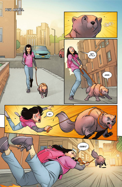 Page 6 Marvel legacy - All-new Wolverine tome 2