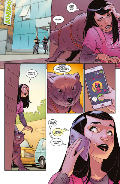 Page 7 Marvel legacy - All-new Wolverine tome 2