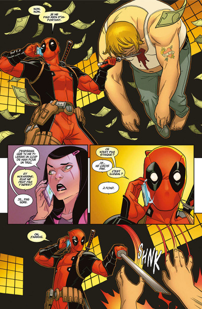 Page 8 Marvel legacy - All-new Wolverine tome 2