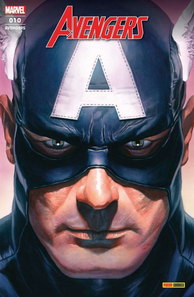 Couverture Avengers (fresh start) tome 10