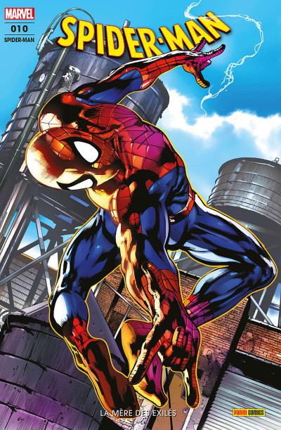 Couverture Spider-Man (fresh start) tome 10