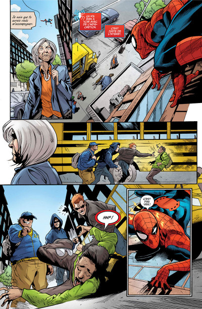 Page 8 Spider-Man (fresh start) tome 10