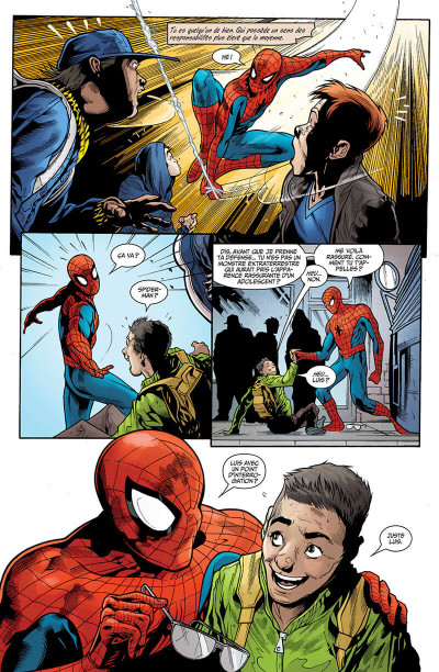 Page 9 Spider-Man (fresh start) tome 10