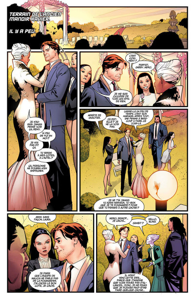 Page 8 X-Men - Mr & Mrs X tome 1