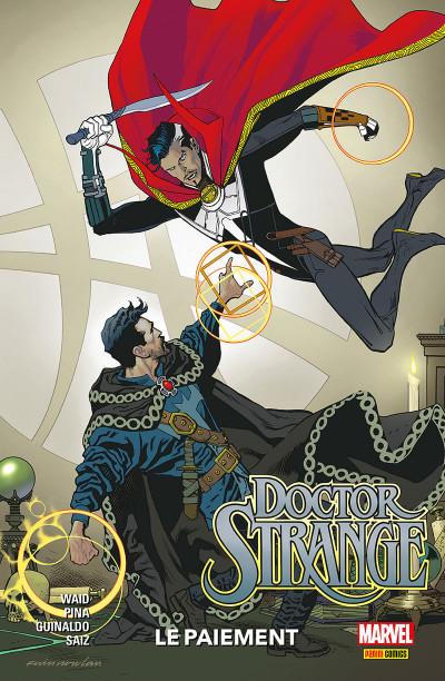 Couverture Dr Strange (fresh start) tome 2