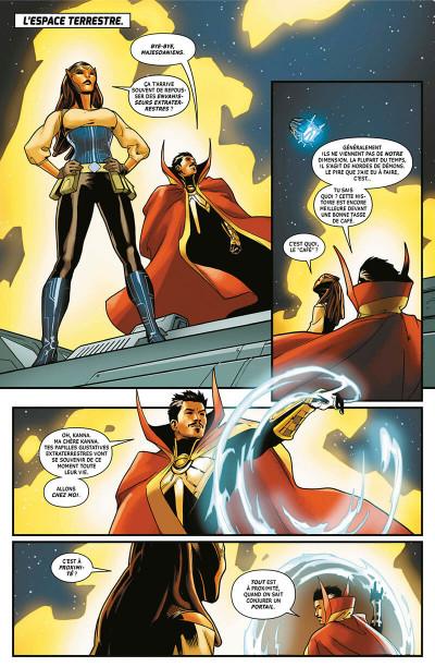 Page 5 Dr Strange (fresh start) tome 2