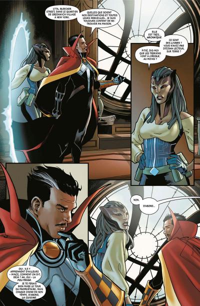 Page 6 Dr Strange (fresh start) tome 2