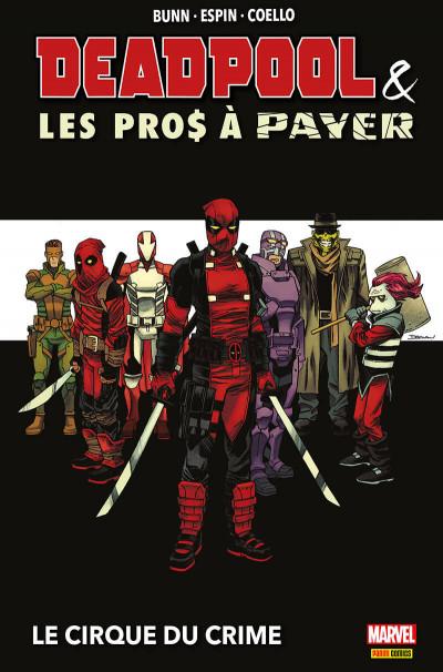 Couverture Deadpool et les pros à payer