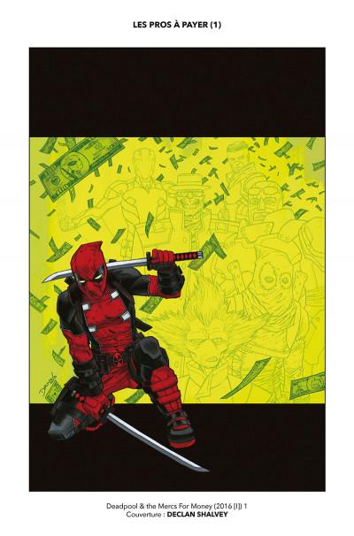 Page 5 Deadpool et les pros à payer