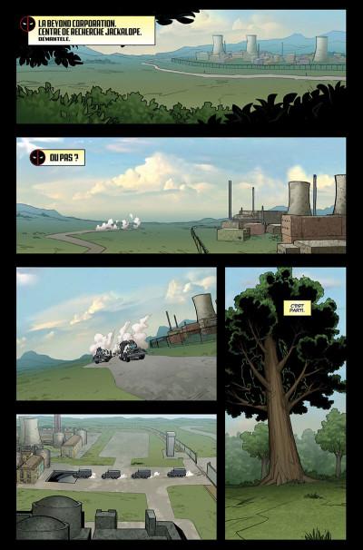 Page 7 Deadpool et les pros à payer