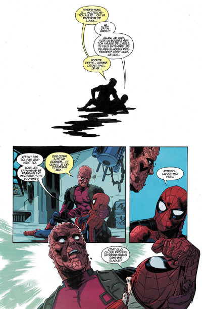 Page 5 Marvel legacy - Spider-man / Deadpool tome 2
