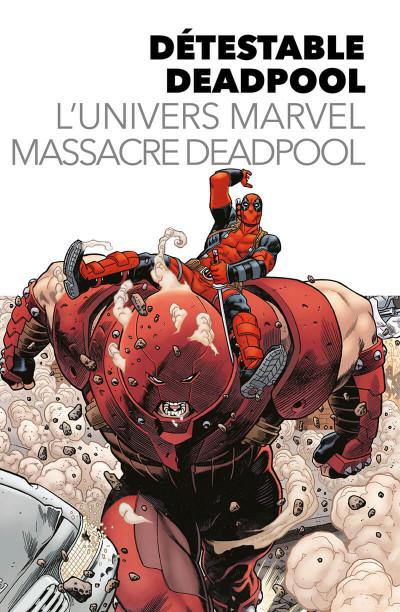 Page 1 Marvel legacy - Détestable Deadpool tome 3
