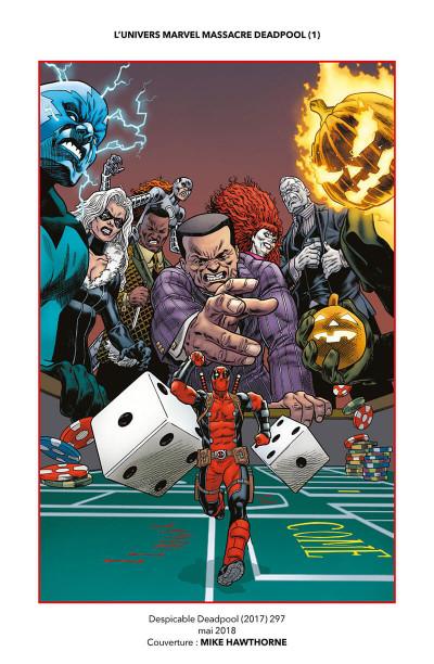 Page 5 Marvel legacy - Détestable Deadpool tome 3