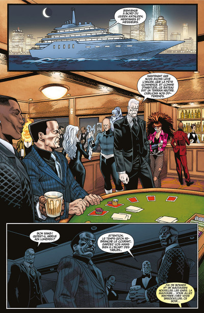 Page 6 Marvel legacy - Détestable Deadpool tome 3