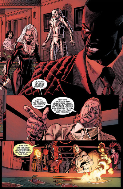 Page 8 Marvel legacy - Détestable Deadpool tome 3