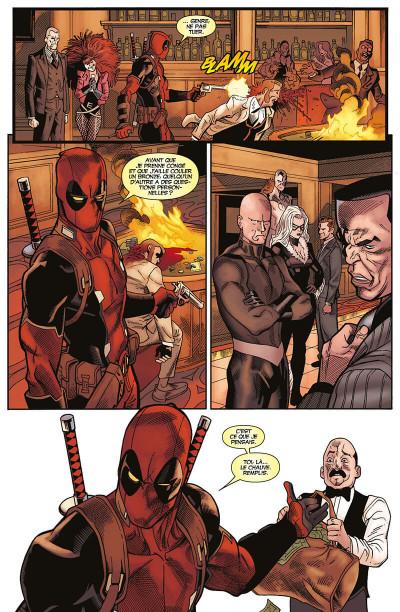 Page 9 Marvel legacy - Détestable Deadpool tome 3