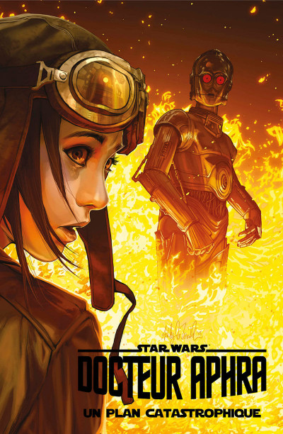 Page 1 Star wars - Docteur Aphra tome 4