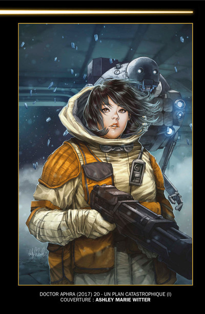 Page 5 Star wars - Docteur Aphra tome 4