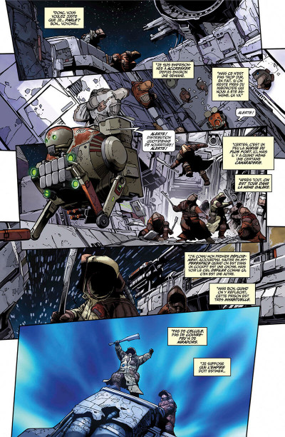 Page 7 Star wars - Docteur Aphra tome 4