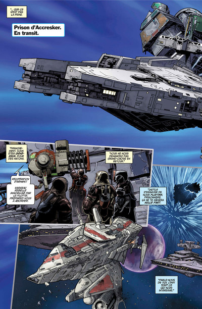 Page 8 Star wars - Docteur Aphra tome 4