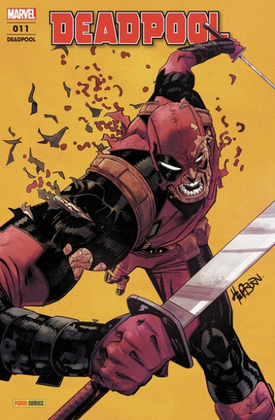 Couverture Deadpool (fresh start) tome 11