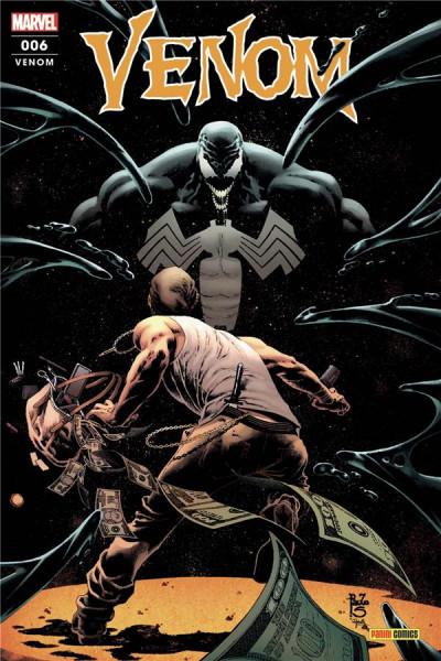 Couverture Venom (fresh start) tome 6