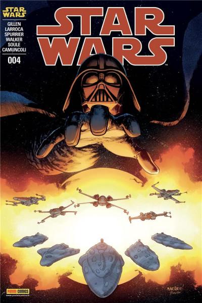 Couverture Star wars - fascicule série 3 tome 4 (couverture 1/2)