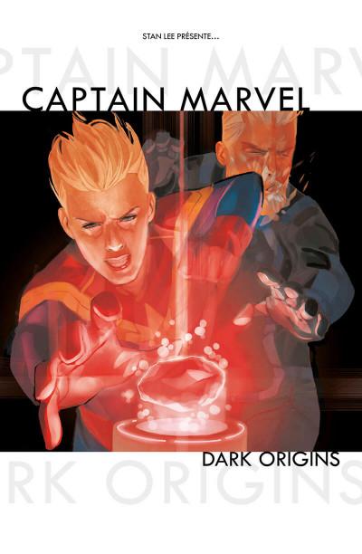 Page 1 Captain Marvel - Dark origins