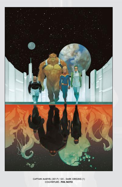 Page 4 Captain Marvel - Dark origins