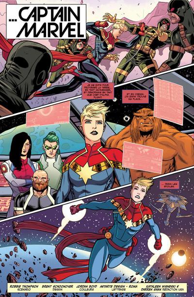 Page 7 Captain Marvel - Dark origins