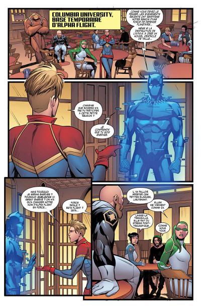 Page 9 Captain Marvel - Dark origins