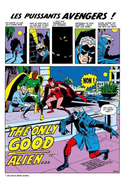 Page 6 Avengers - La guerre Krees/Skrulls