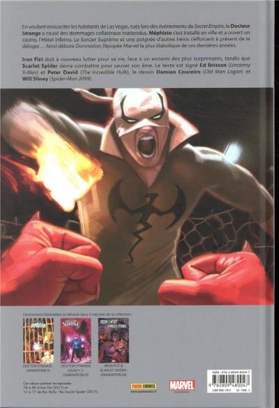 Dos Damnation - Iron Fist & Scarlet Spider