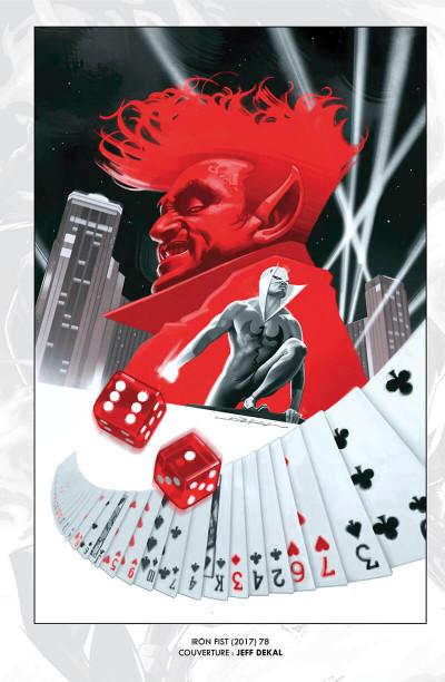 Page 4 Damnation - Iron Fist & Scarlet Spider