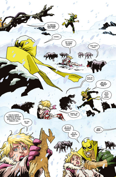 Page 7 Damnation - Iron Fist & Scarlet Spider