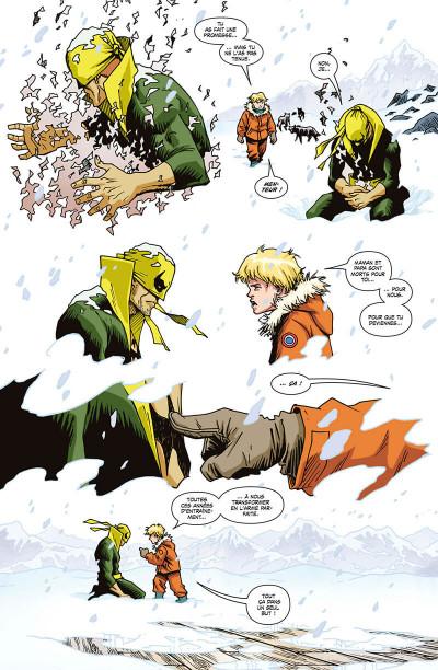 Page 8 Damnation - Iron Fist & Scarlet Spider