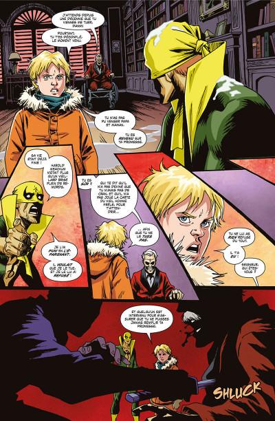 Page 9 Damnation - Iron Fist & Scarlet Spider