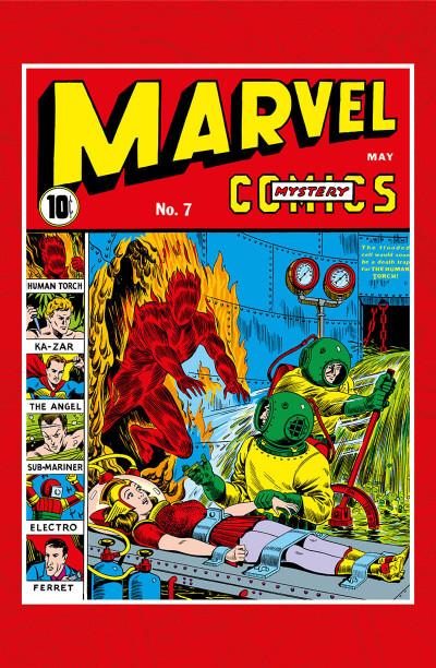 Page 4 Décennies - Marvel dans les années 40