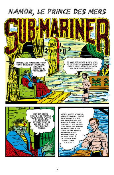 Page 5 Décennies - Marvel dans les années 40