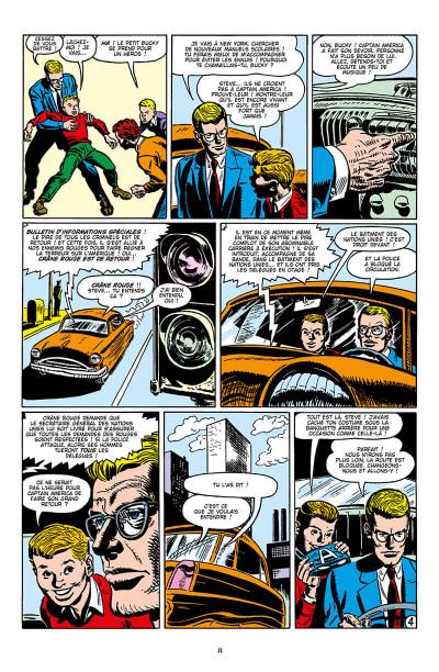 Page 8 Décennies - Marvel dans les années 50 - Captain America