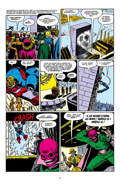 Page 9 Décennies - Marvel dans les années 50 - Captain America