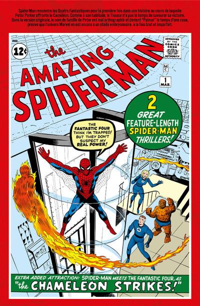 Page 3 Décennies - Marvel dans les années 60 - Spider-Man