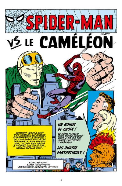 Page 4 Décennies - Marvel dans les années 60 - Spider-Man