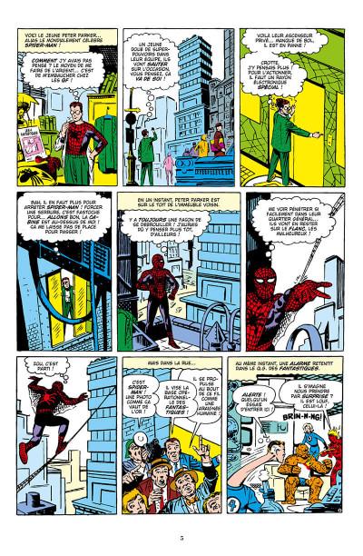 Page 5 Décennies - Marvel dans les années 60 - Spider-Man