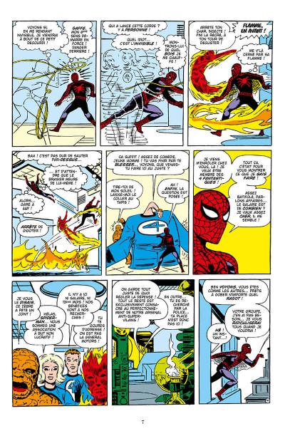 Page 7 Décennies - Marvel dans les années 60 - Spider-Man