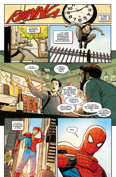 Page 7 Spider-man - Far from home - Le prologue du film