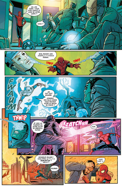 Page 9 Spider-man - Far from home - Le prologue du film
