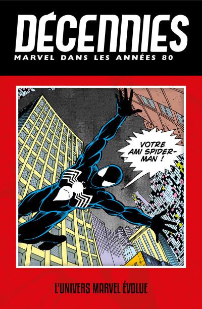 Page 1 Décennies - Marvel dans les années 80 - Merveilleuses évolutions