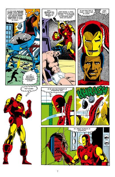 Page 7 Décennies - Marvel dans les années 80 - Merveilleuses évolutions