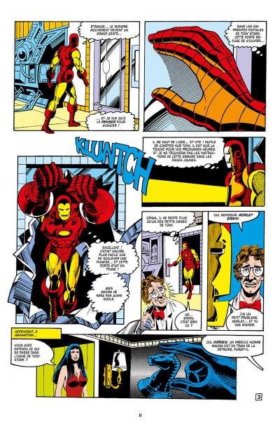 Page 8 Décennies - Marvel dans les années 80 - Merveilleuses évolutions